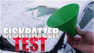 EISKRATZER TEST - Trichter Eiskratzer Magic vs MURSKA Eiskratzer