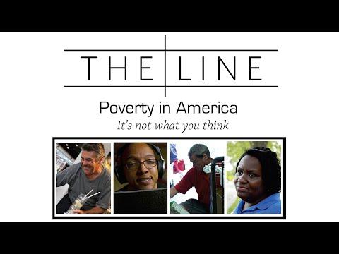 The Line: Poverty In America DVD movie- trailer