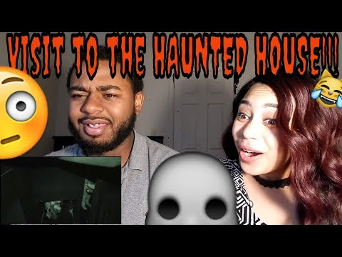 StormJay Reacts to Jimmy and Kevin Hart Visit a Haunted House (видео)
