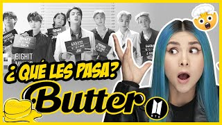 BTS - Butter ¿QUÉ LES PASA? 🤯 | VOCAL COACH REACCIONA | Gret Rocha