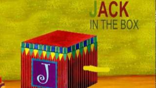 """Letter J - """"J"""" is for Jack in the Box"""