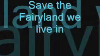 Fairyland - Angelzoom With Lyrics
