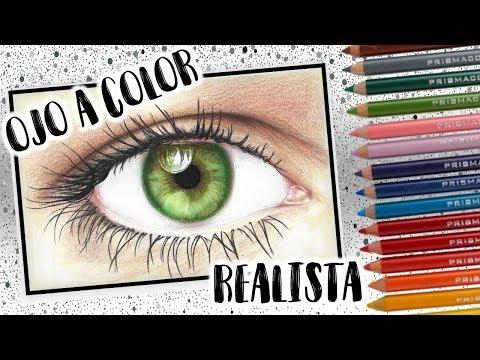 Dibujar Ojos Realista Paso Lapiz Www Perfectoimagenes Com