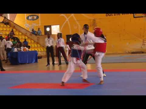 10 teams take part in Taekwondo championships