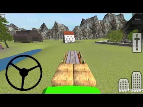 farm truck 3D hay 2 обзор игры андроид game rewiew android