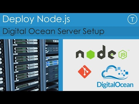 Deploy Node.js App To Digital Ocean Server