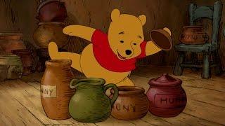 Pooh's Tummy | The Mini Adventures of Winnie The Pooh | Disney