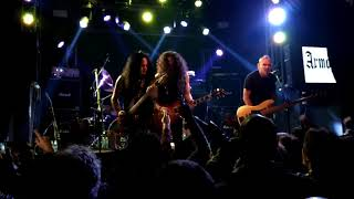 Armored Saint - March of the saint + Tribal dance (Uniclub, Buenos Aires, Argentina, 02.06.18) HD