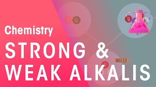 How Are Strong & Weak Acids Different   Acids, Bases & Alkali's   Chemistry   FuseSchool