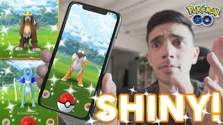 HOW TO UNLOCK SHINY RAIKOU, ENTEI, & SUICUNE IN POKÉMON GO! (2019 Global Research Challenge)