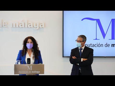 Visita institucional de la consejera de Igualdad de la Junta de Andalucía, Rocío Ruiz Domínguez
