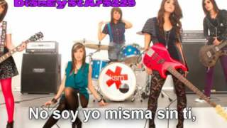 Ksm-Every time you go (traducido en español)