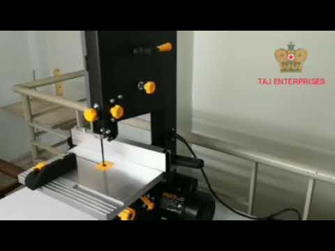 Mini Vertical Bandsaw Machine