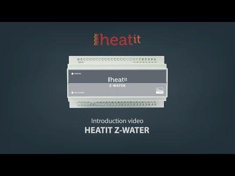Introduction Heatit Z-Water