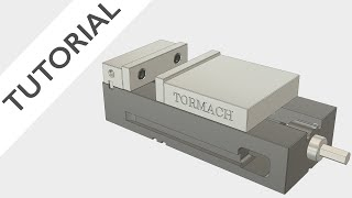 Apply Assembly Joints to a Tormach Vise