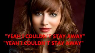 JOEY MCINTYRE/COULDN'T STAY AWAY FROM YOUR LOVE/WITH LYRICS
