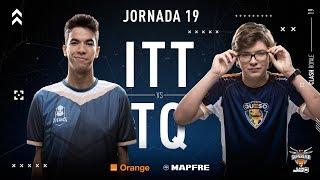 INtech Tenerife Titans VS Team Queso | Jornada 19 | Temporada 2018-2019