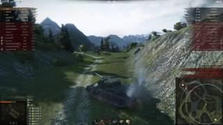 Все танки противника уничтожены и поражение, да э