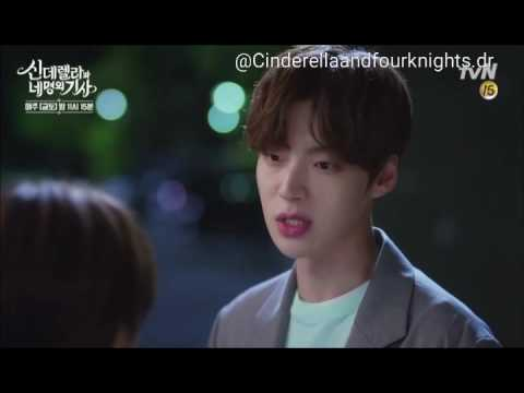 Cinderella And Four Knights Ep 5 Preview no2