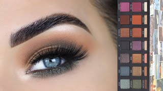 12 Days of Tutorials | Urban Decay Born to Run Palette