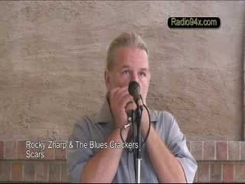 "Rocky Zharp & The Blues Crackers - ""Scars"""