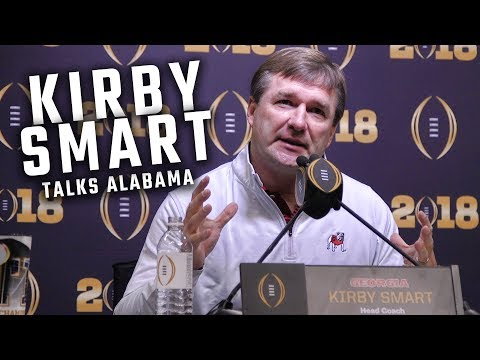 Kirby Smart thinks Alabama is no longer unbeatable