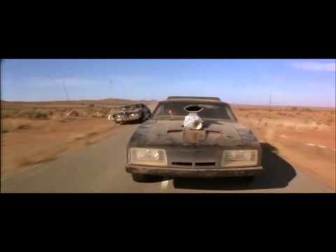 Mad Max 2 car chase - Jensen Interceptor