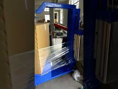 Cartoon Over Wrapping Machine
