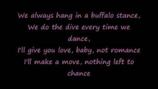Buffalo Stance - Neneh Cherry lyrics