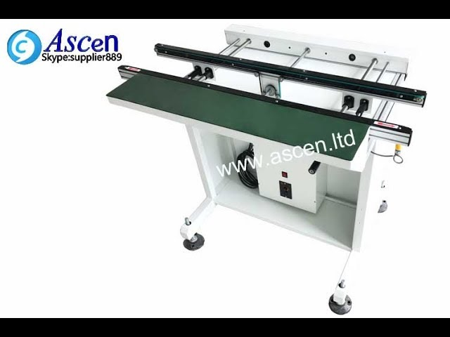 PCB workstation conveyor,PCB inspection conveyor,PCB inspecting conveyor