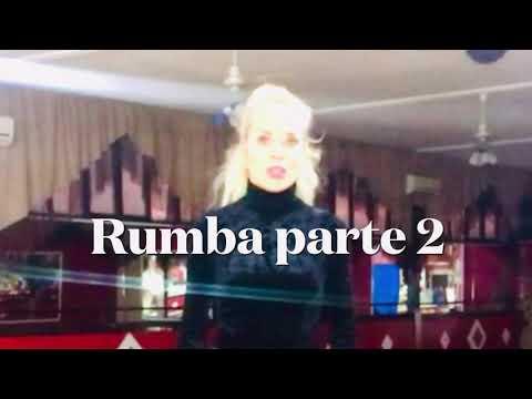 Rumba | Danze latino-americane | Lezione 2 | coreografia | Vladlena Aptukova