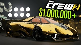 The Crew 2 - FAST & EASY MONEY - $1M+ an HOUR!