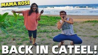 BecomingFilipino – BACK HOME IN CATEEL - My Filipina Mom In Davao Oriental (Beach Resort)