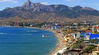 Коктебель - Travels in the Crimea. Koktebel.