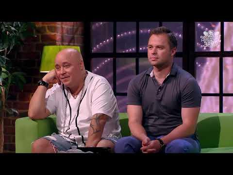 Анекдот шоу: Олег Верещагин - беременная в перестрелке