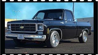 1978 Chevrolet Truck - Frame Off Restoration