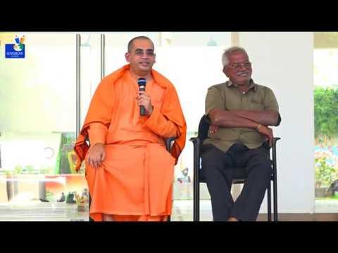 Imitation-Temptation-Distruction  | Swami Bodhamayananda | Rainbow School