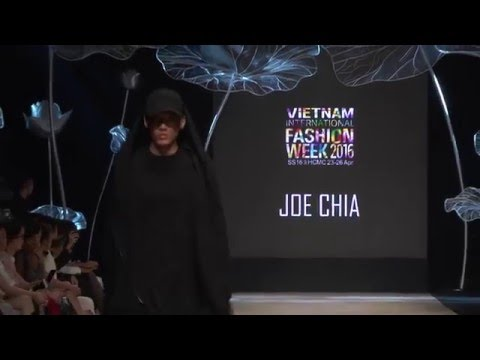 JOE CHIA Showcase Vietnam International Fashion Week 2016