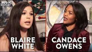 Red Pill Black and Blaire White Talk Social Autopsy and Much More (Live Debate)