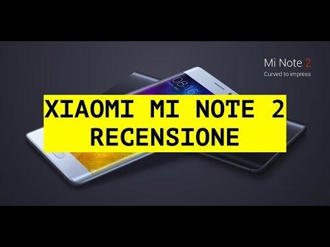 Recensione Xiaomi Mi Note 2