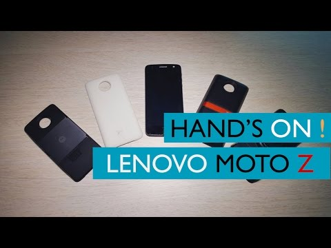 Review Lenovo Moto Z - Full Mods Indonesia Mp3