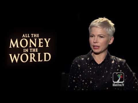 Michelle Williams on #MeToo, Donald Trump and All The Money In The World