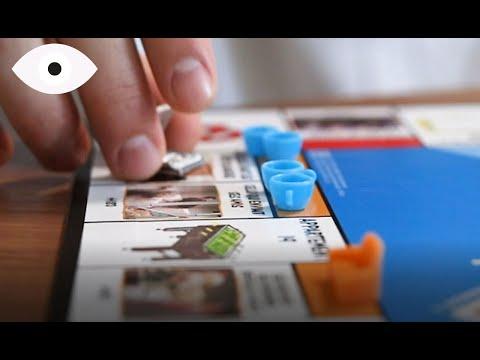 Spieletrailer Monopoly - Friends - Vorschaubild