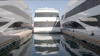 Wow! Look At These Luxury Houseboats On Lake Powell