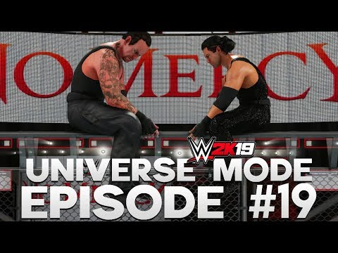 WWE 2K19 | Universe Mode - 'NO MERCY PPV!' (PART 3/3) | #19