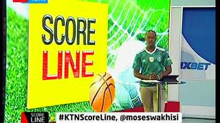 Score Line: Gold coast commonwealth games