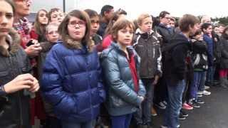 Baptême Marin Pour Le Collège Anita-Conti De Saint-Nazaire
