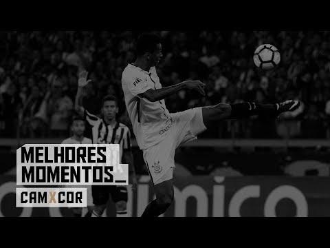 Melhores Momentos - Atlético-MG 0x2 Corinthians - Brasileirão 2017