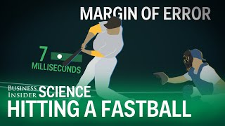 The science of hitting a Major League fastball