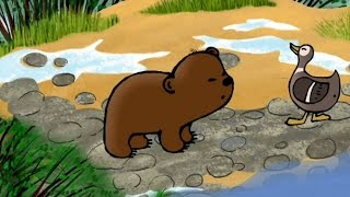 Гора самоцветов - Непослушный медвежонок (Naughty bear) Якутская сказка